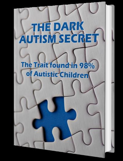 The Dark Autism Secret eBook Cover